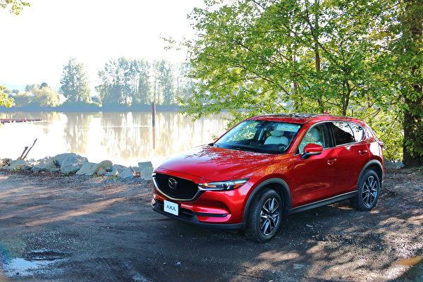 車評:難以超越 2017 Mazda CX-5