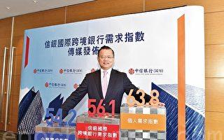 信銀國際首席經濟師兼研究部總經理廖群,預期人民幣今年將跌至6.9。(郭威利/大紀元)