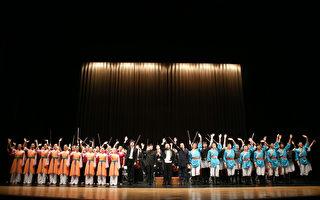 展演古典舞蹈与音乐 观众赞茑松国中办学优异
