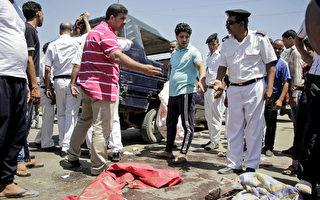 埃及檢查站遇襲 5名警員喪命