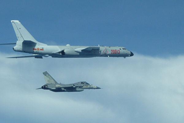 台湾申请加入CPTPP 中共24架军机扰台