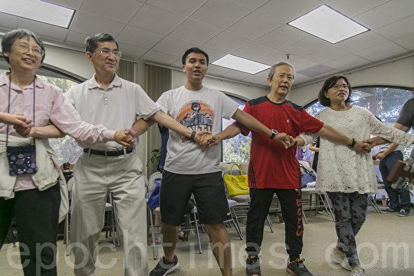 原住民青年遊學團 用歌舞慰藉癌友