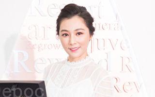 陳怡蓉結婚周年幸福告白:以後繼續麻煩丈夫