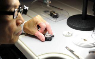 紐約百達翡麗展覽 近距離觀賞名錶製作