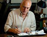 世界聞名的意大利珠寶設計大師迭戈·帕比。(Diego Percossi Papi提供)