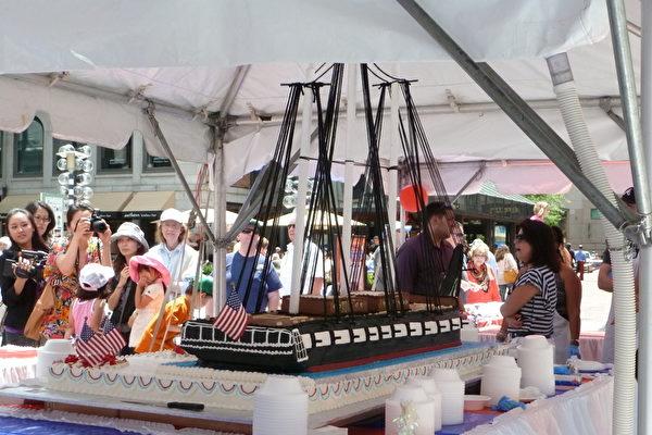 波士頓海港節和獨立日慶典