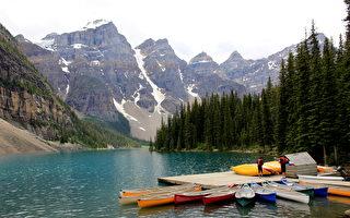 加拿大150周年之加西篇:钟灵毓秀山水卷