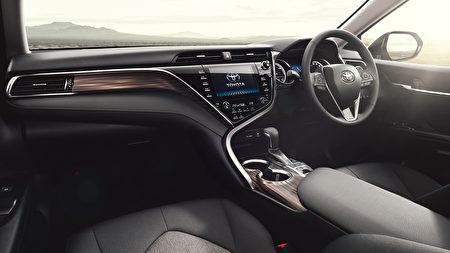 全新第八代Toyota Camry。(Toyota提供)
