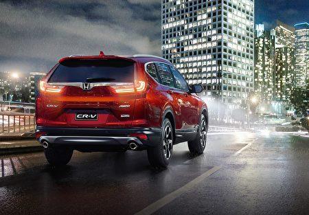 2017 Honda CR-V(Honda提供)