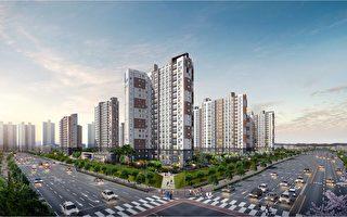 韩国永宗岛SWITZEN 瑞士风名品公寓热售