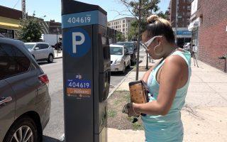 手機應用付停車費 全市鋪開