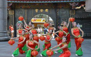 枫香舞蹈团7/19起前往美、法及大陆表演