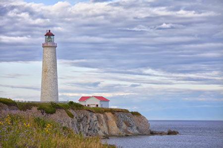 加拿大最高燈塔。(Fotolia)
