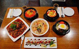 日韓料理可兼得