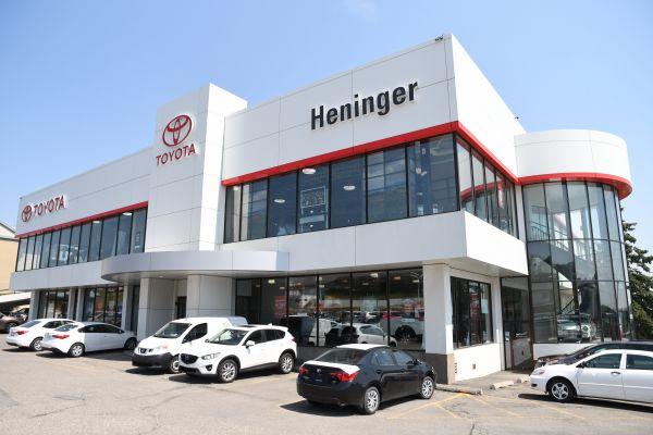 Heninger Toyota車行