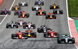 F1奥地利站 博塔斯夺生涯第二个分站冠军