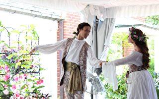 华府法国文化节 重温18世纪风情