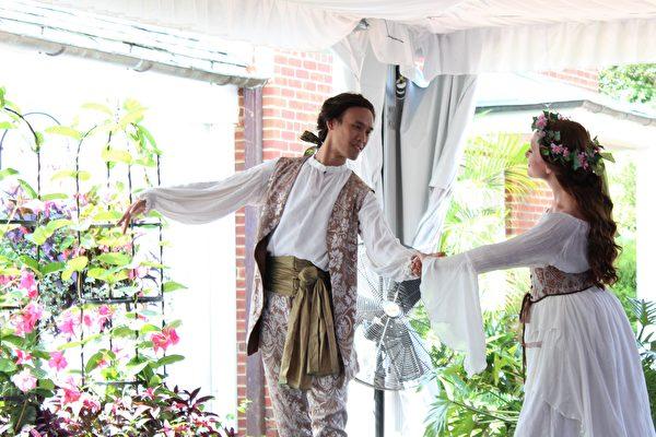 華府法國文化節 重溫18世紀風情