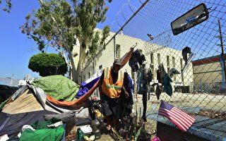 洛杉磯無家可歸者越來越多 為什麼?
