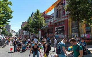 "G20峰会后 汉堡数千名义工上街""大扫除"""