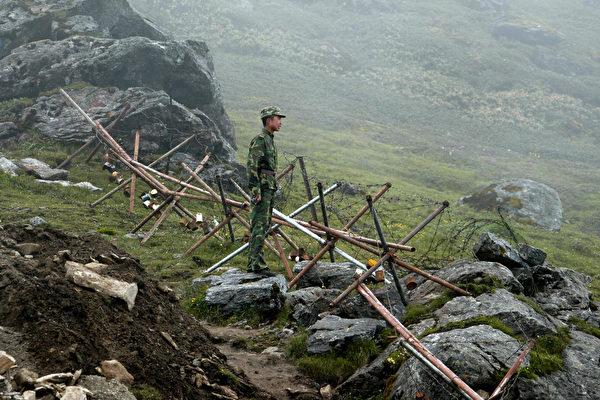 朱明:印軍在中國撒野 五毛憤青哪兒去了
