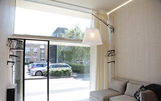 一天建成的現代化折疊房 帶來住房革新風潮