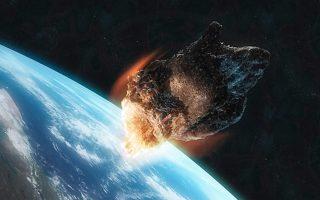 小行星撞地球 人类至今无应对