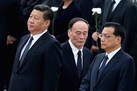 十九大召开前,中共内部的派系斗争更加激烈和隐蔽,但是结果已明:习近平已经全面控制住江派。(Feng Li/Getty Images)