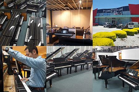 鋼琴比較關鍵的一點就是要定期保養。(Sky Music提供)