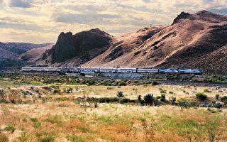 Amtrak西南酋长号 从芝加哥开始的美国西征