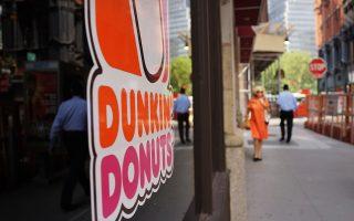 店員拒絕服務警察 鄧肯甜甜圈店主道歉