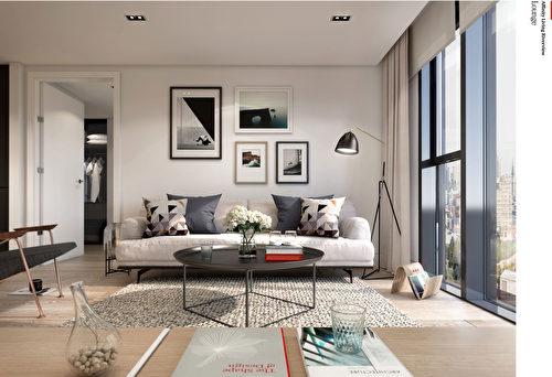 开发商Select Property Group着重曼城河锦住户的居住体验。(五都海外置业提供)