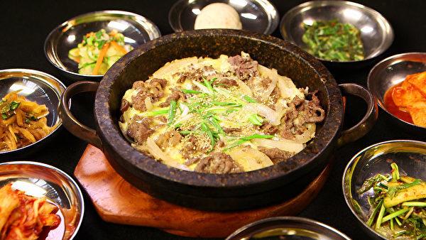 """韩国城""""山""""餐厅"""