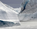 研究:格陵兰冰河未来几年恐加速融化