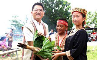 台東第一所公辦民營小學揭牌 部落分享豬肉慶祝