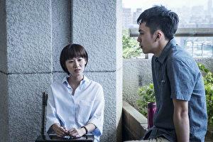 《他們在畢業的前一天爆炸2》熱播,胡廣雯(左)和巫建和備受網友喜愛,討論度最高。(公視提供)
