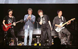 五月天北京开唱 李宗盛力挺共奏《凡人歌》