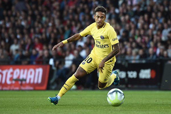 內馬爾上演法甲首秀 造三球助巴黎二連勝