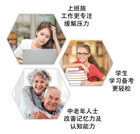 Fontanella健腦記憶提升精華,適合於上班族、學生及中老年人士提升記憶力。(Fontanella提供)