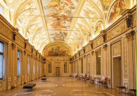 總督府(Palazzo Ducale)。(shutterstock)