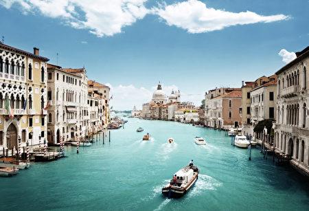 威尼斯(Venice)。(shutterstock)