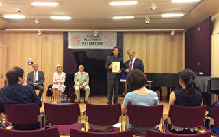 維也納鋼琴賽奪第3 吳冠漢讓世界看見台灣