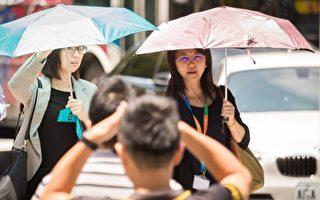 立秋酷热 专家:台湾可能11月才有凉意