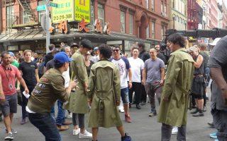《唐人街探案II》 华埠取景