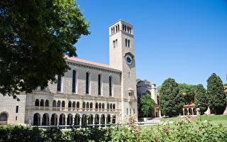 西澳三所大學上世界排名榜