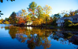 新英格蘭預估今秋楓葉很美