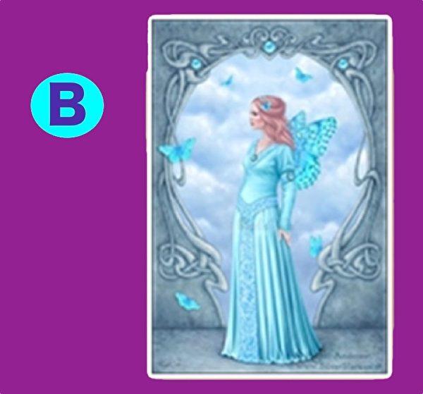 公主塔罗牌B