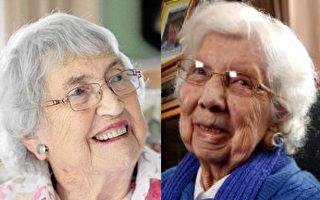 一张照片促相逢 澳洲百岁姐妹世纪首相聚