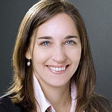 華盛頓DC知名非政府組織「自由之家」資深研究員庫克(Sarah Cook)。(Sarah Cook 提供)