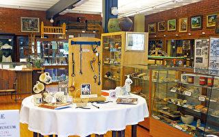 特里尼蒂(Trinity)小镇,保存了中国人历史的博物馆。(大纪元)